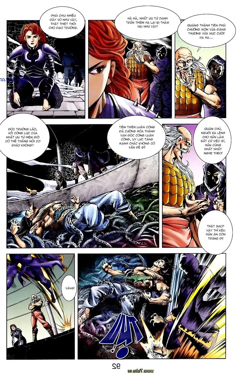 Cơ Phát Khai Chu Bản chapter 112 trang 6