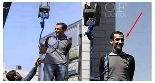 Masya Allah....Bobol 217 Bank Israel & Mengambil US$ 3.5 Miliar Dibagikan Untuk Palestina, Hacker Aljazair Dihukum Gantung Tetap Tersenyum