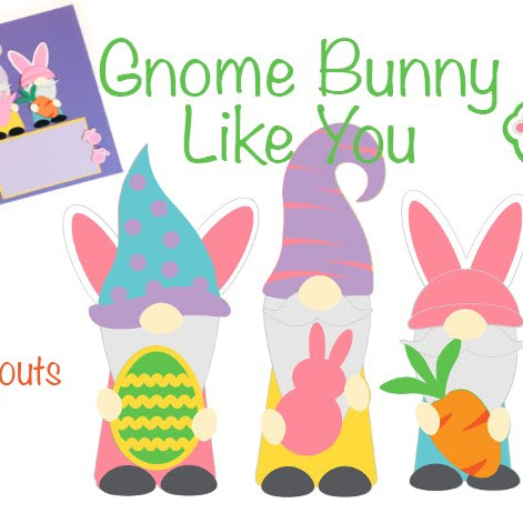 Gnome Bunny Like You