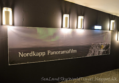 挪威 norway Hurtigruten 郵輪 Nordlys, Nordkapp 北角