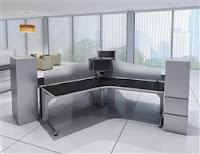 3 User Open Desking Configuration