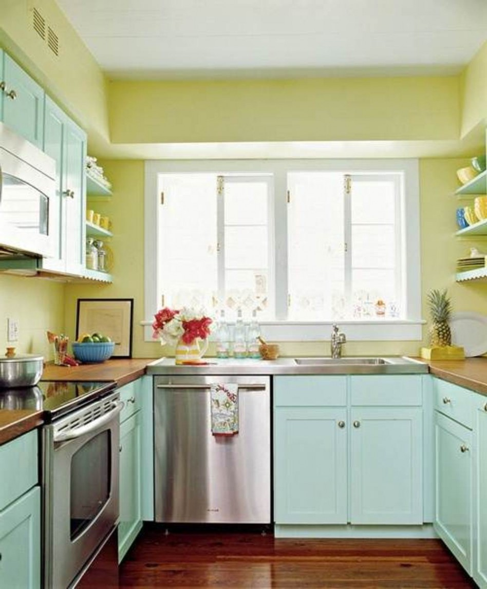 Small Kitchen Paint Colors Interior | Best Design Home
