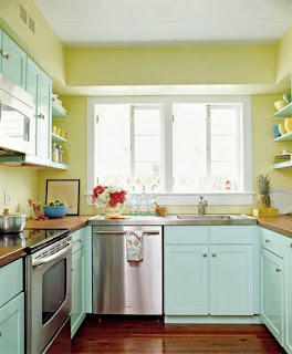 Small Kitchen Paint Colors Interior