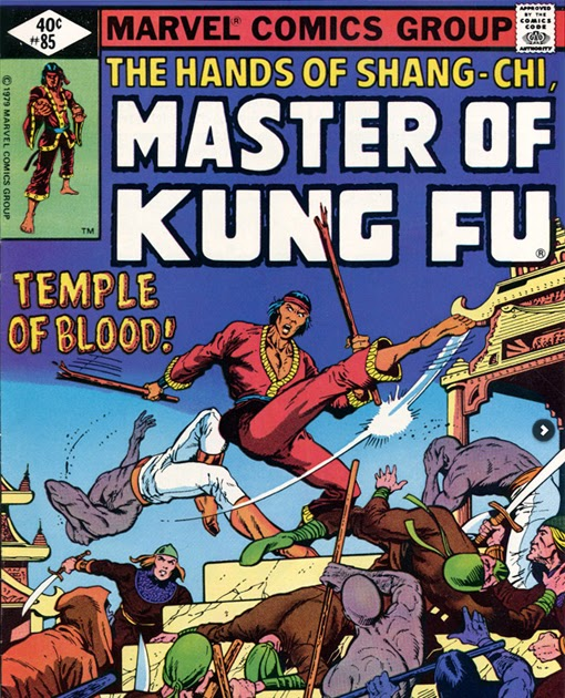 Warriors Of The Dawn Synopsis: The Marvel Project: Master Of Kung Fu #85 (February 1980