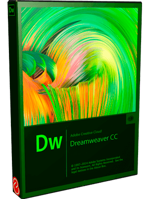 Adobe Dreamweaver CC 2018 18.2.0.10165 poster box cover