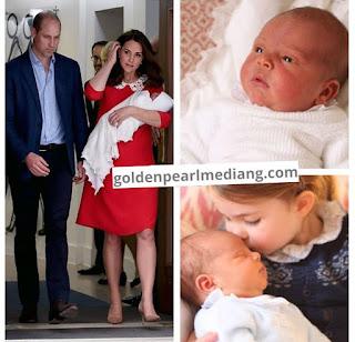 Prince Louis's christening: Kensington Palace Announces Date For Prince Louis's Christening