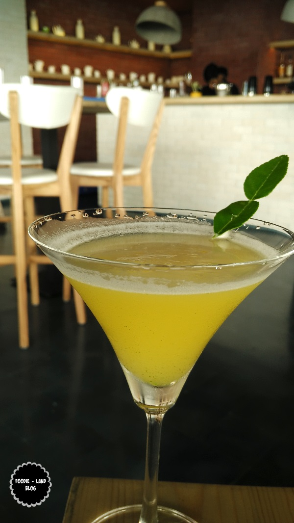 Mr. Felix Cocktail @ The Cafe Felix Experience | MG Road | Bangalore