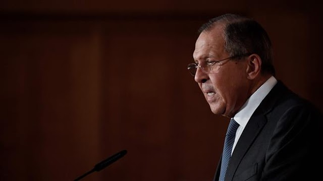 US conditions for returning Russia's seized property 'daylight robbery': Russian Foreign Minister Sergei Lavrov
