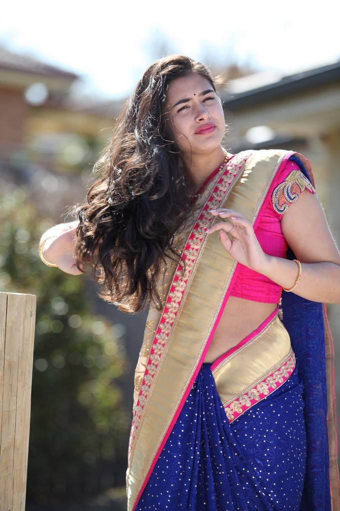Divi Prasanna At Project C 420 Movie Opening Event Stills