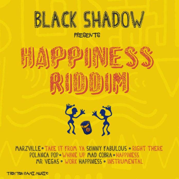 Sokah2Soca : Happiness Riddim | Black Shadow | Bacchanal