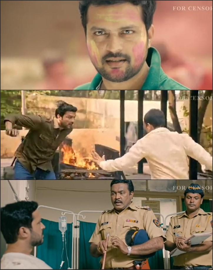 Dagadi Chaawl Dual Audio Movie Download 375MB Hindi-Marathi