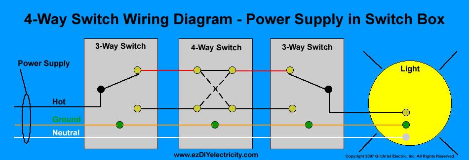 Saima Soomro: 4-way-switch-wiring-diagram