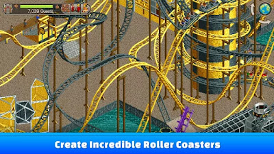 rollercoaster tycoon apk