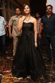 Telugu Anchor Actress Anasuya Bharadwa Stills in Strap Less Black Long Dress at Winner Pre Release Function  0050.jpg