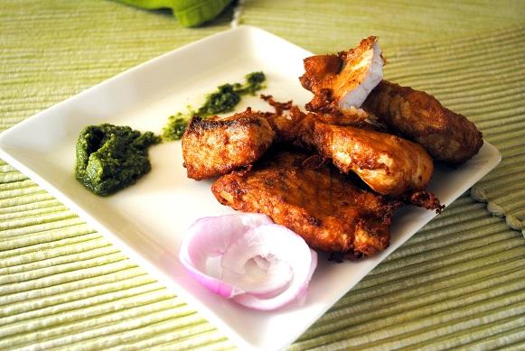 Amrtsari Fish Fry