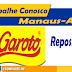 Repositor Garoto em Manaus-AM