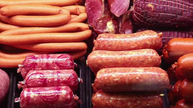 اللحوم المصنَّعة