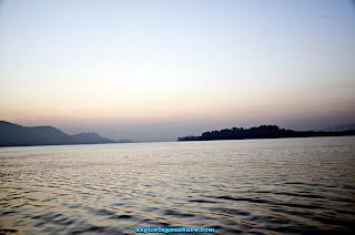 Brahmputra River View