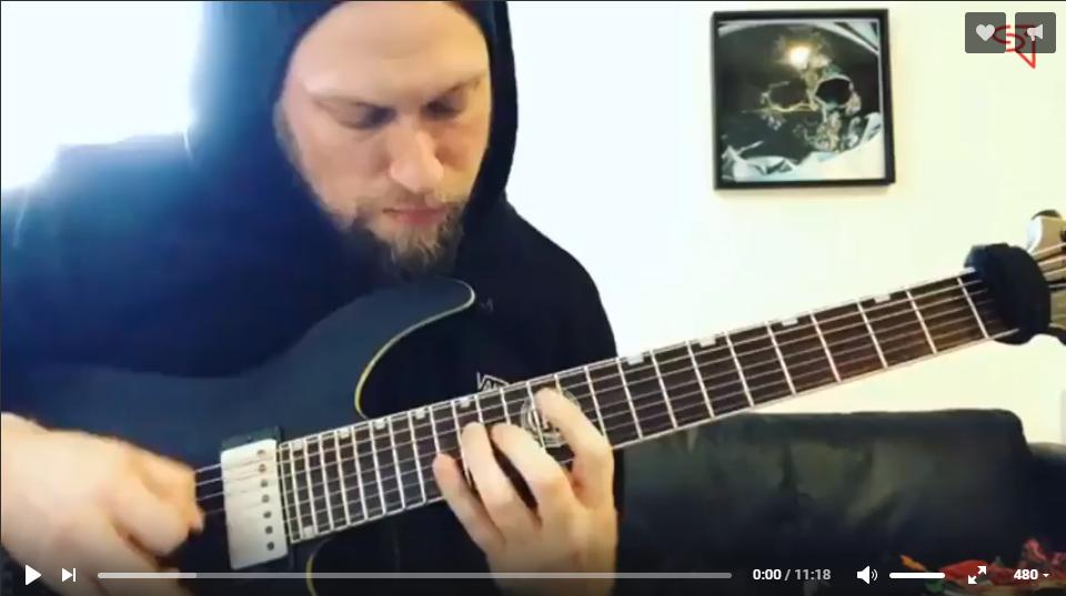 berlatih gitar, tips bermain gitar, tips gitaris, Andy James, john petrucci,