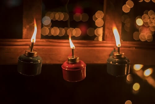 Diwali Diya 2018