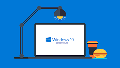 Cara membuat System Restore Point di Windows 10