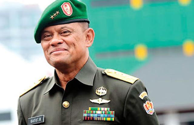Panglima TNI: Terima Kasih, Haris Azhar !
