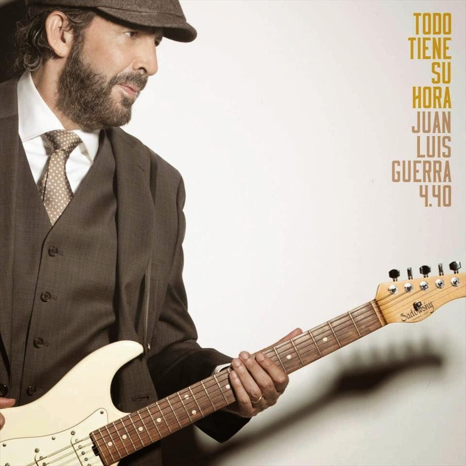 TODO TIENE SU HORA - JUAN LUIS GUERRA (2014) [Musica Latina]