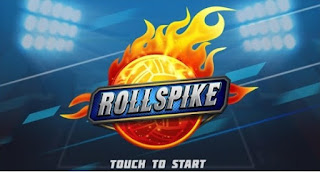 Roll Spike Game