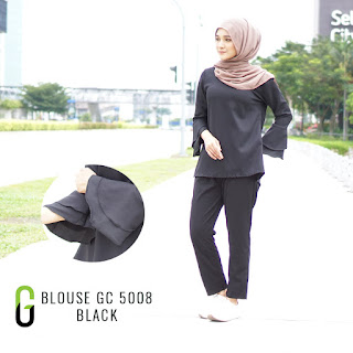 BLOUSE GC5008 3 Helai RM100