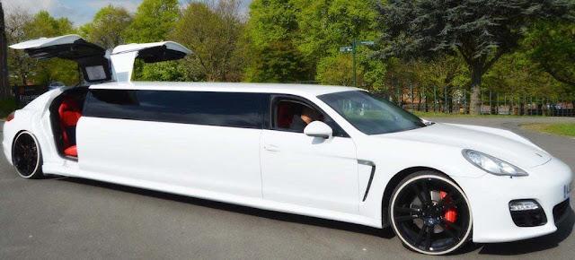 Wedding luxury car hire birmingham
