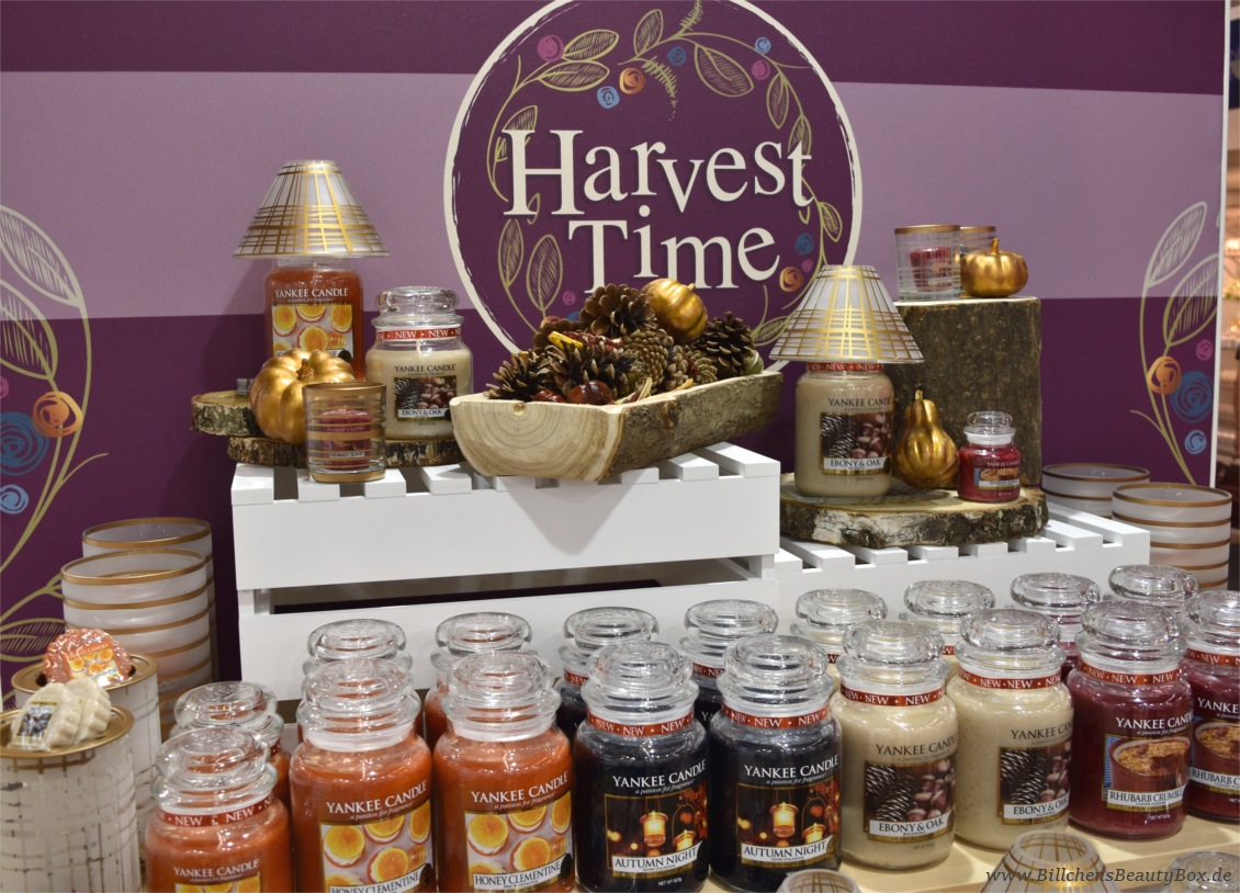 Yankee Candle - Harvest Time