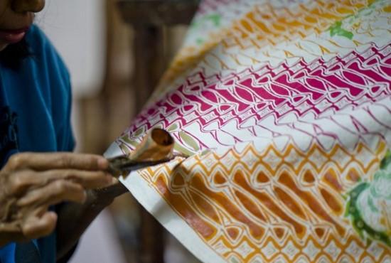 Cara Merawat Kain Batik Tulis Tradisional