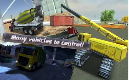 Game Simulation Truk Android