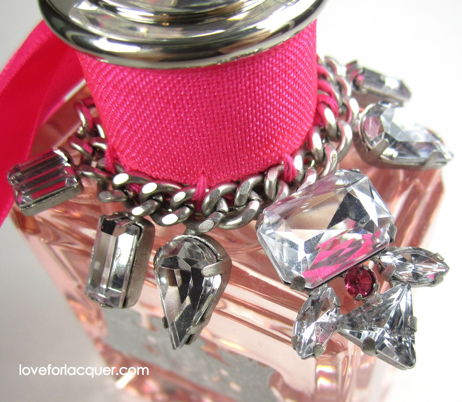 Juicy Couture - Couture La La Fragrance Review - Love for Lacquer 40adc97a3