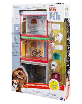 JUGUETES - La vida secreta de tus mascotas Mini apartamentos | Bizak 2016 | PELICULA Comprar en Amazon España