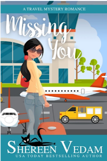 Missing You - book cover