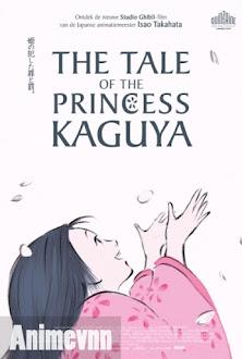 The Tale Of The Princess Kaguya - Công Chúa Kaguya 2014 Poster