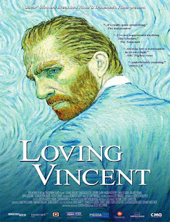 Loving Vincent (Cartas de Van Gogh) (2017)