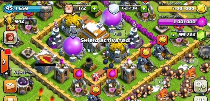 تحميل لعبة الحرب الاستراتيجية Clash