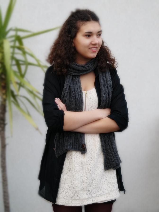 Outfit Weihnachtsfeier Firma.Lässiges Outfit Für Die Weihnachtsfeier Ii Blogmas 12 Written In