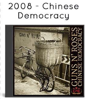 2008 - Chinese Democracy