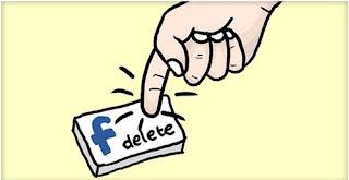 Cân nhắc thật kỹ xem bạn có thực sự muốn xoá tài khoàn Facebook không nhé!