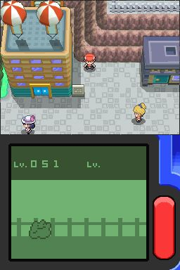 Pokemon Diamons Version Screenshot-1