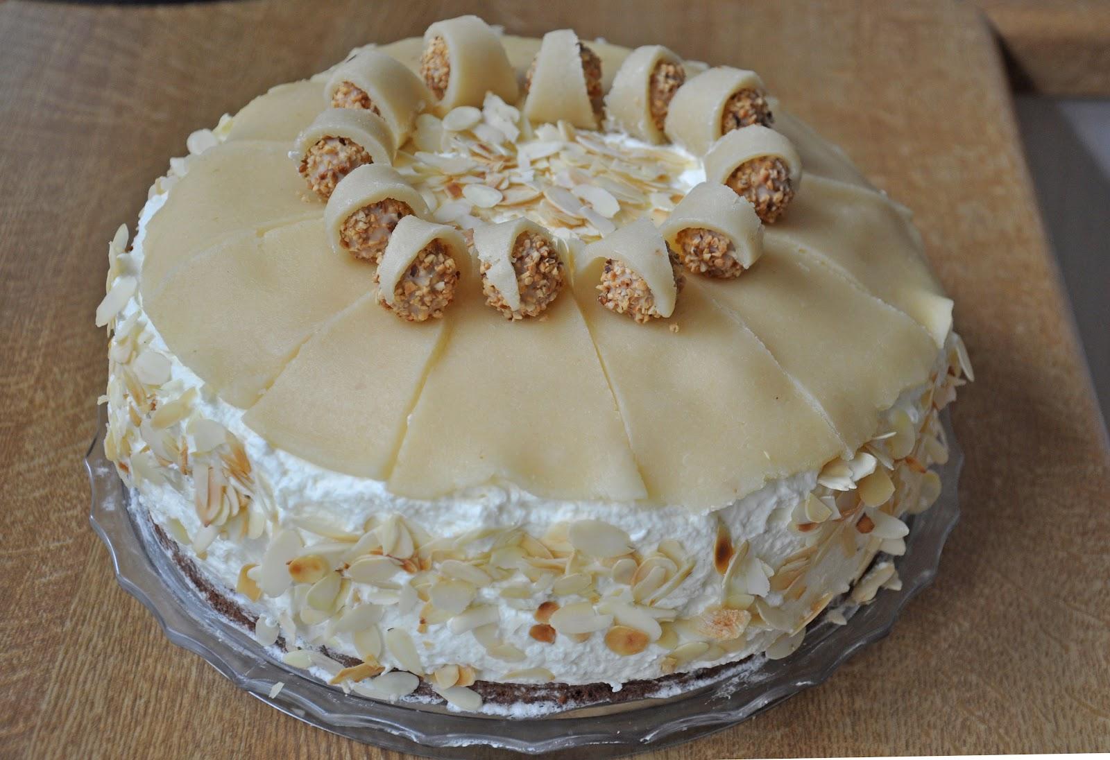 Backzauber Giotto Torte