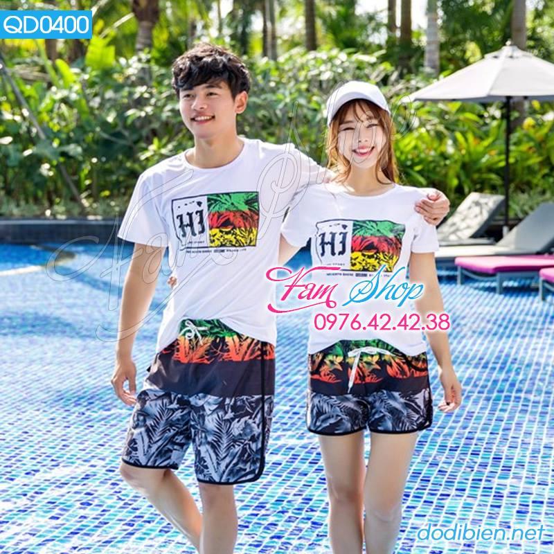 Do doi di bien tai Hang Buom