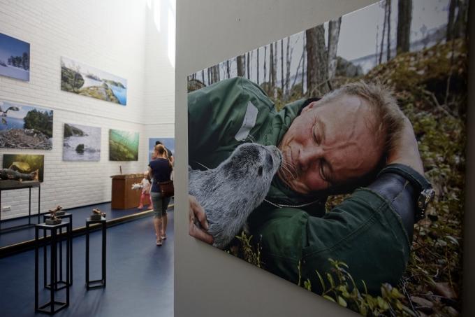 näyttelyt Vuohijärven luonto- ja kulttuurikeskuksessa