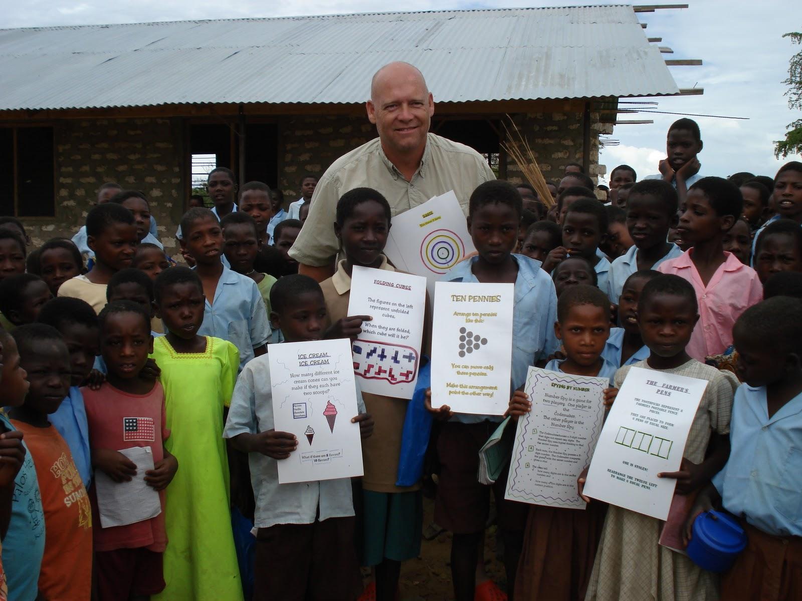 Van Leeuwen International.Koins For Kenya Bret Van Leeuwen American Red Cross