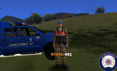Jandarma Skin
