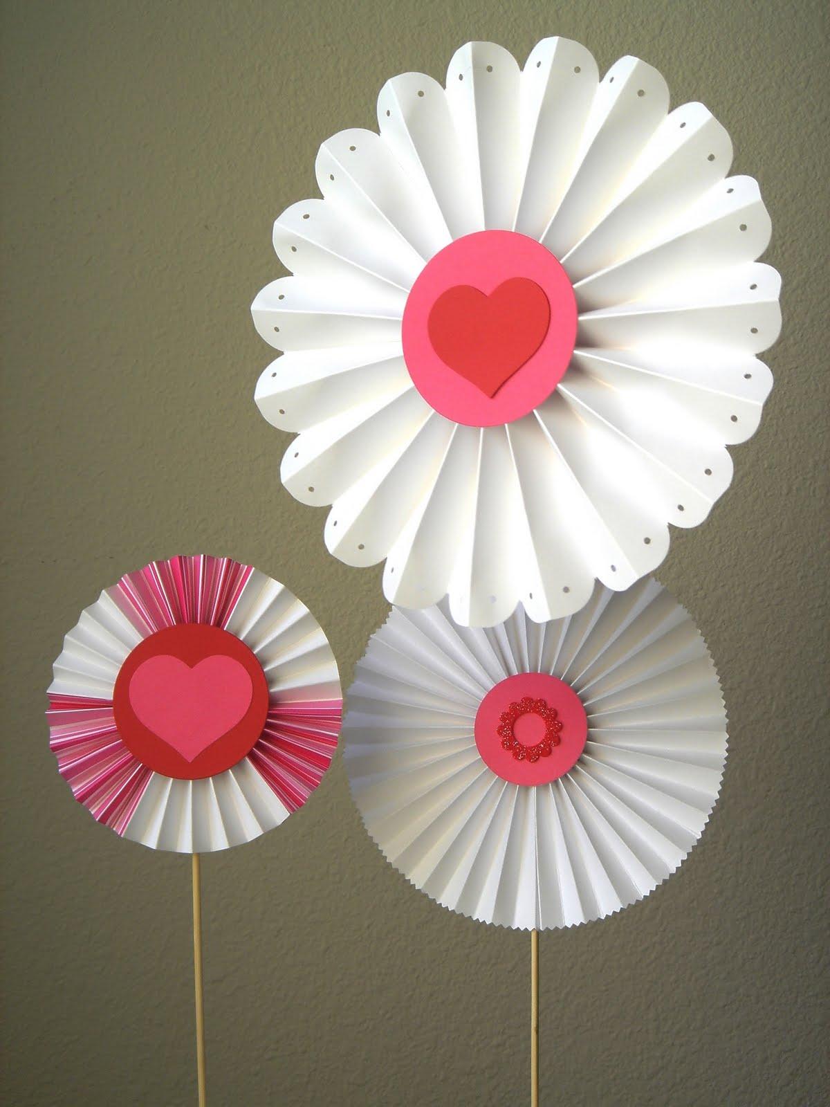 Mi flor de papel flor de papel roseta - Www como hacer flores com ...