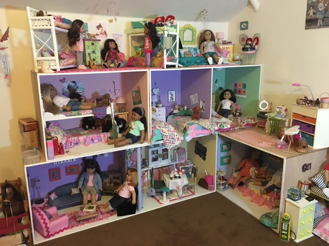The Savage Dolls Doll House Update